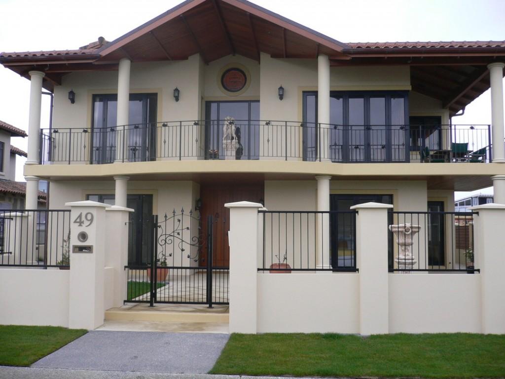 External Balustrades